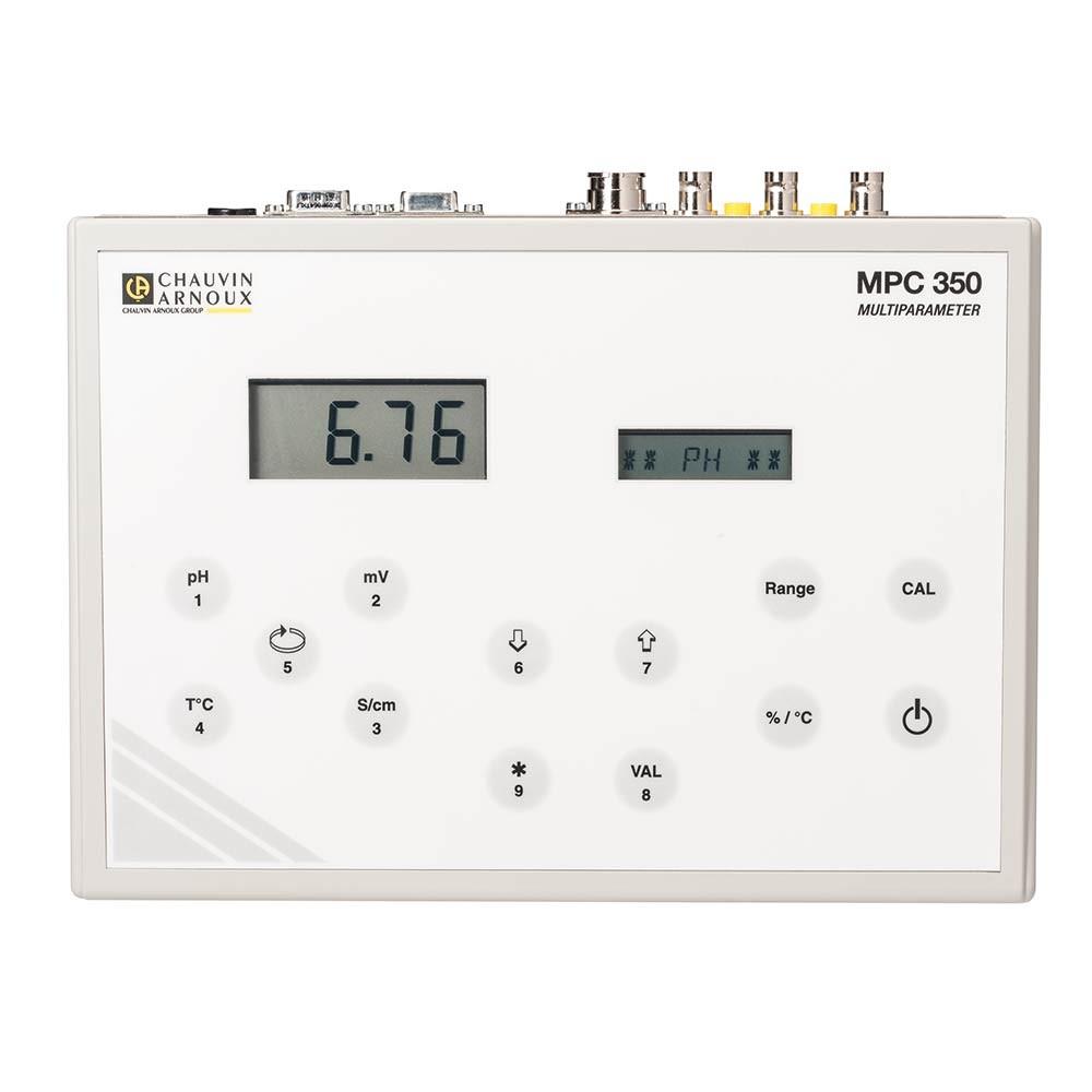 Multiparametre MPC350