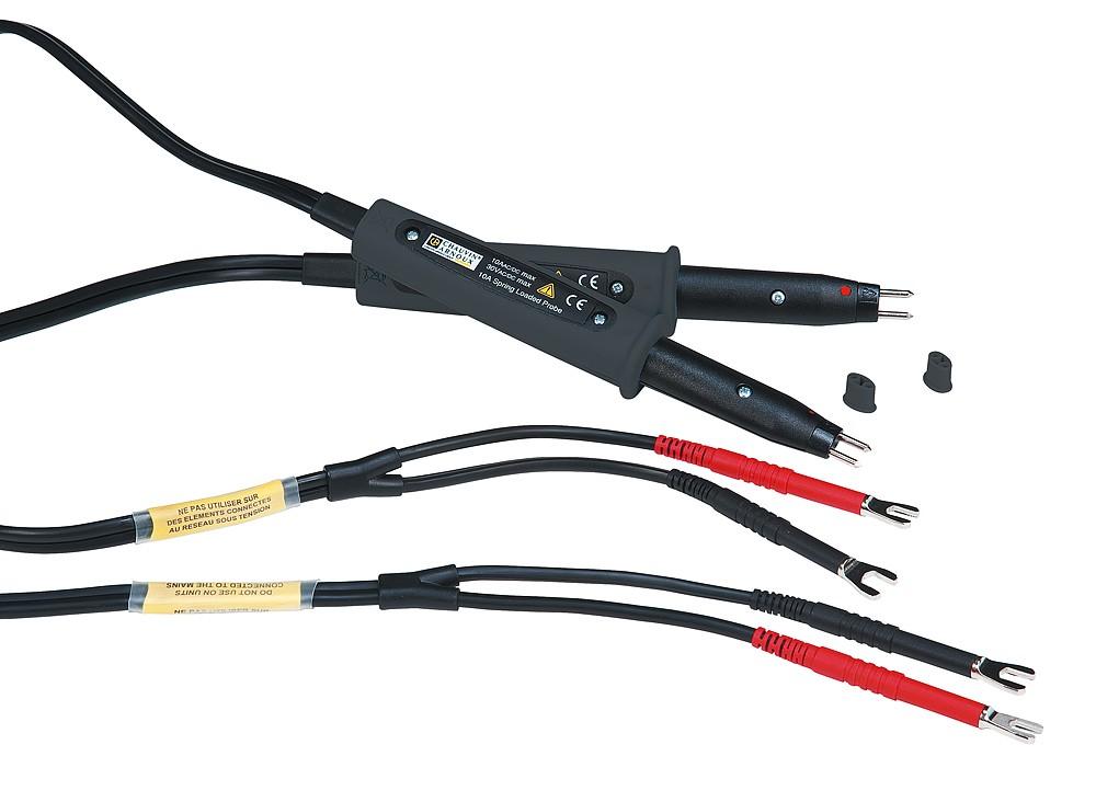 Accessoires pour micro-ohmmètre