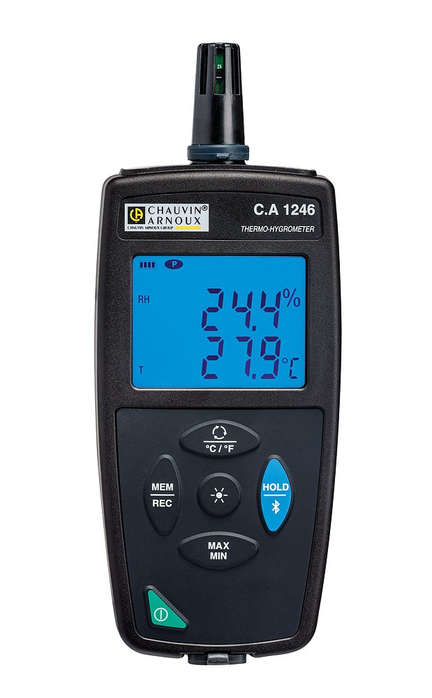 C.A 1246 Thermo-hygrometer