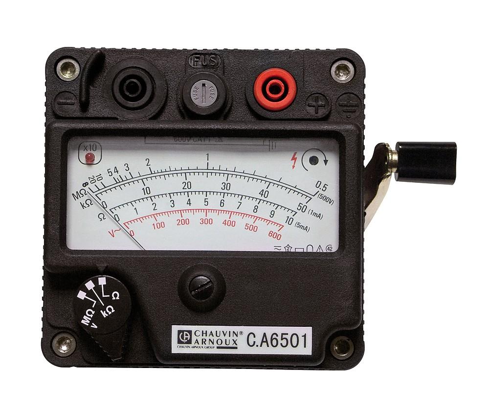 C.A 6501