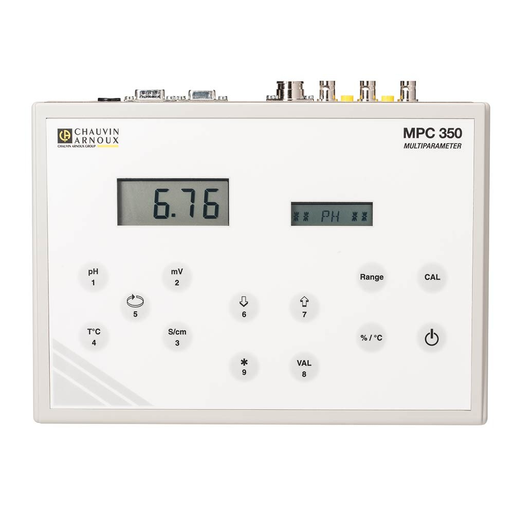 Multiparameter Tester MPC350