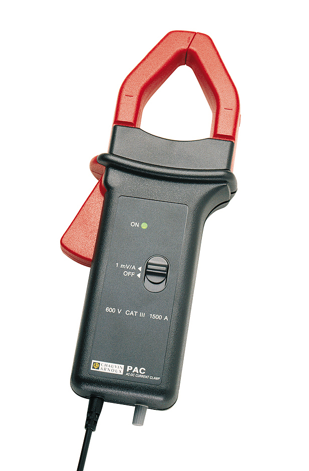 PAC93 CURRENT CLAMP