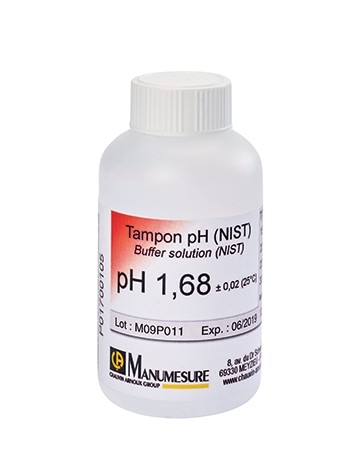 TAMPON PH 1,68 DIN-NIST flacon 125ml
