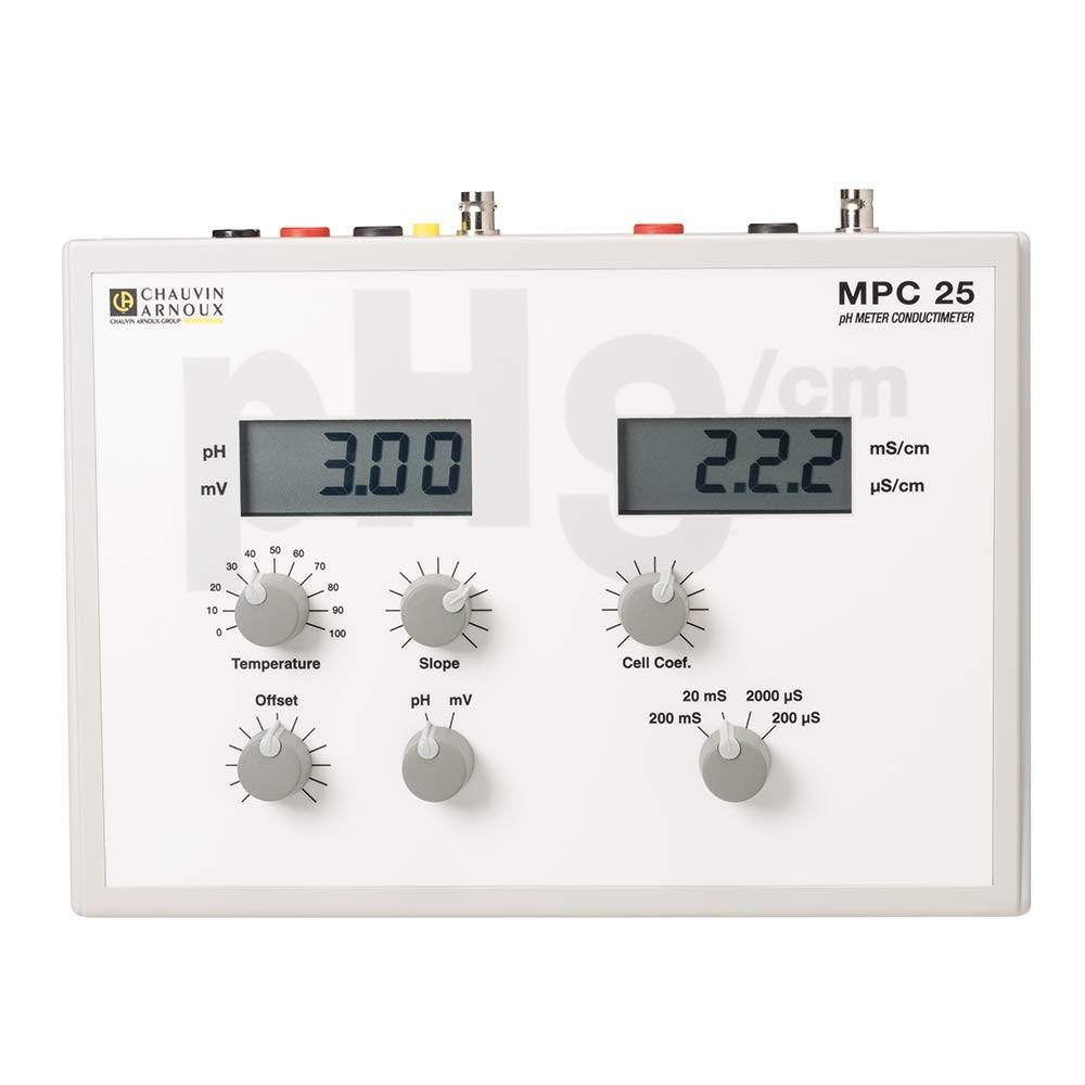 Multiparametro MPC25