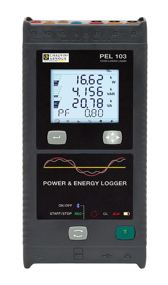 PEL103 POWER-ENERGY LOGGER