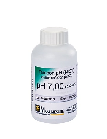 TAMPON PH 7,00 DIN-NIST flacon 125ml