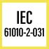 IEC 61010-2-031